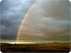 Rainbow left