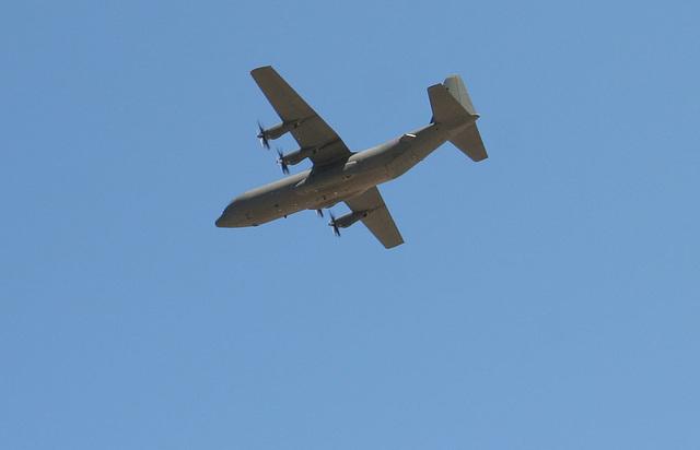 Military Flight (0279)