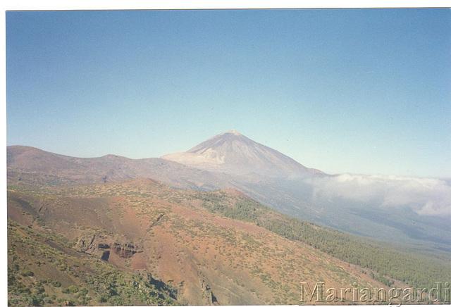 El Teide- Tenerife