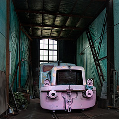 the chapel of the pink diesel