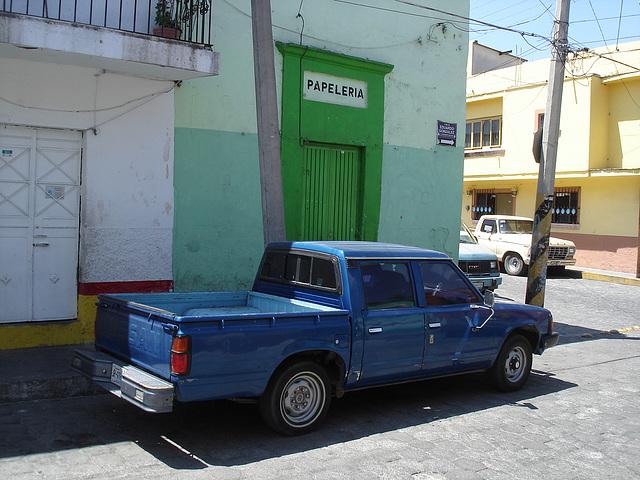 Tequila, Jalisco Mexique /  23 mars 2011.