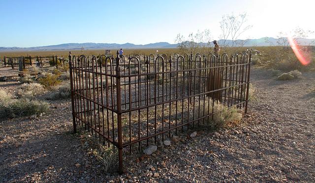 Bullfrog-Rhyolite Cemetery (9618)