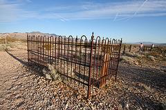 Bullfrog-Rhyolite Cemetery (9619)