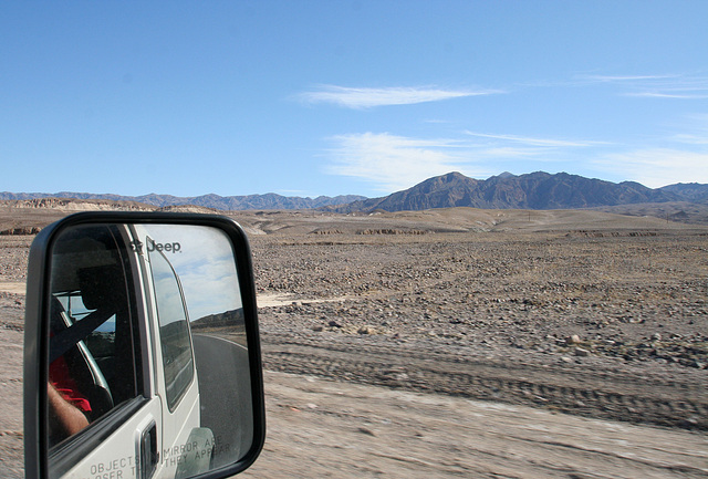 Death Valley National Park - Jeep (9509)