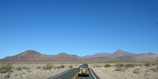 Death Valley National Park - Jeeps (9511)
