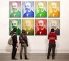 Zamenhof en stilo de Warhol