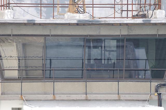 Fenster gucken