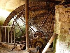 Roue du Moulin à Eau