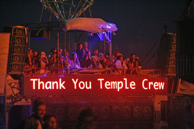 Thank You Temple Crew (4819)