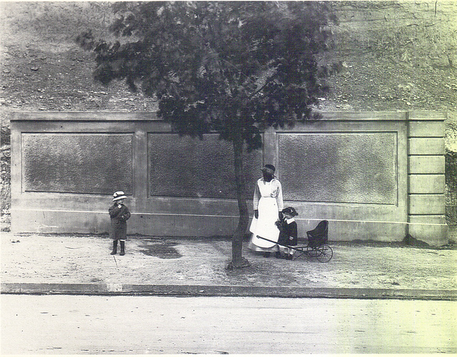 Meridian Hill, Washington, D.C., c. 1910, National Archives