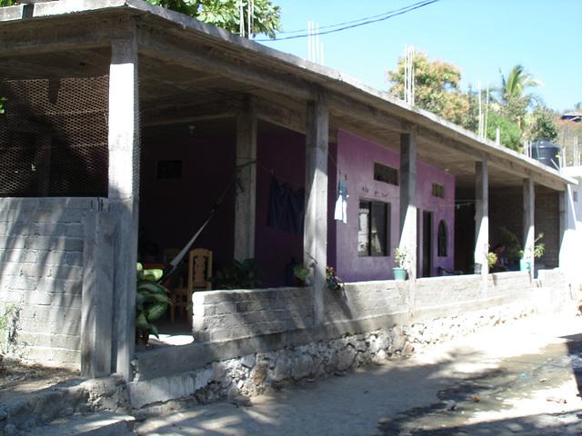 Puerto Angel, Oaxaca. Mexique.