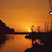 PICT0437 Harbor Sunset