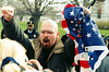 BurnFlag5.DontBombIraq.WhiteHouse.WDC.21February1998