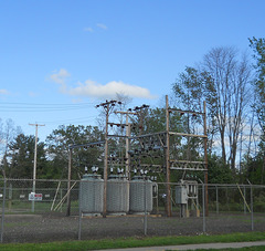 Mass Electric 23kV & 13.2kV - Northampton, MA