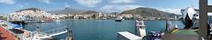 Tenerife. Im Hafen von Los Cristianos. Nach dem Flug ist vor der Fähre... (...im Bild ganz rechts) ©UdoSm