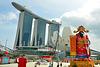 Chinese New Year at Marina Bay Singapore