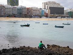 Playa de las Canteras 2
