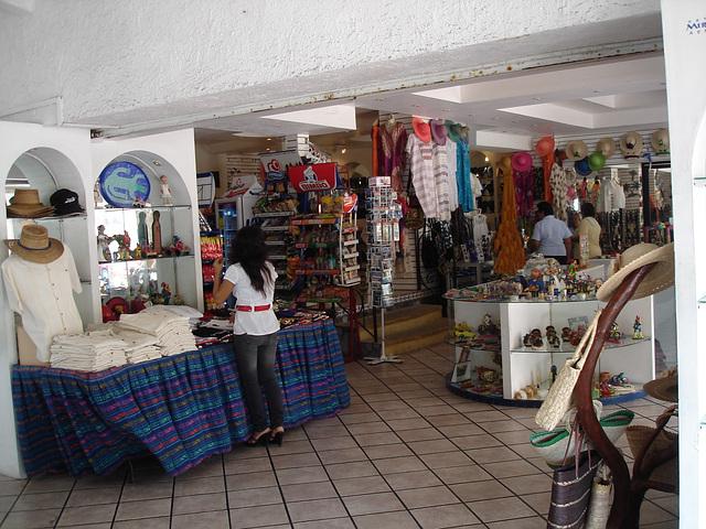 Acapulco, Mexique / 8 février 2011. Photo originale.