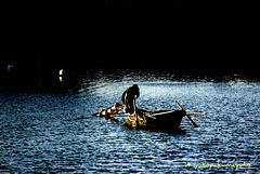 Al chiaro di luna <El resplandor de la Luna>