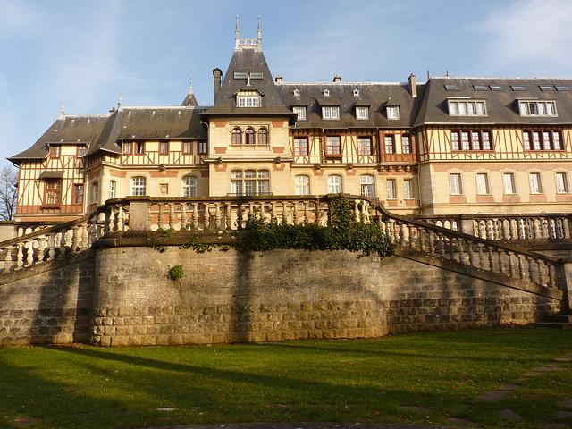 Hotel Castillo Montvillargenne-Chantilly