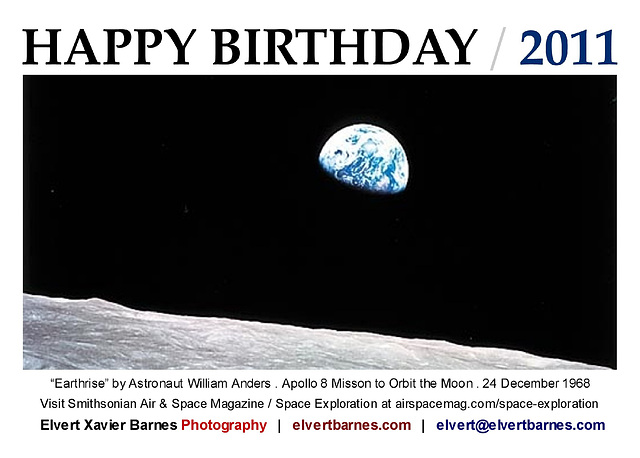HappyBirthday2011.Earthrise.WAnders.Apollo8.24December1968.Flyer