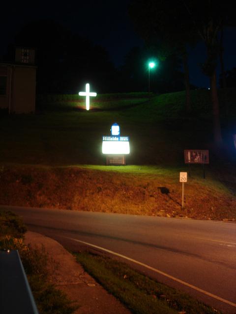 Bryson City, North Carolina. USA / 12 juillet 2010