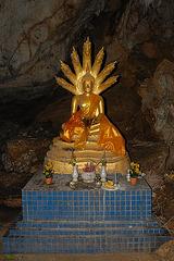 Buddha Statue in Saturday pose