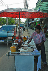 Rotibaker in Loei city