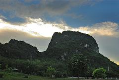 Pha Yaa cave mountain