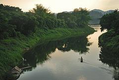 Maenam Loei mouths into the Mekong