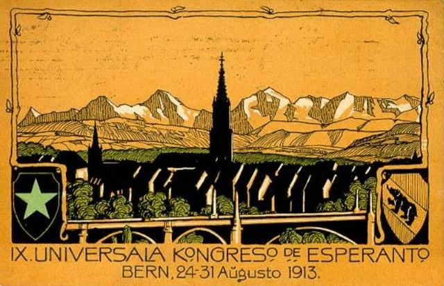 Svislando  - La IX-a UKo Bern 1913