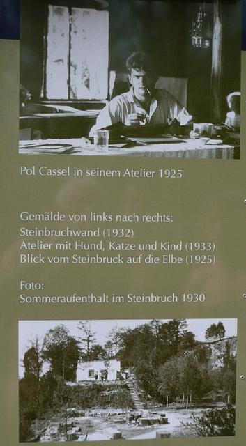 Maler Pol Cassel