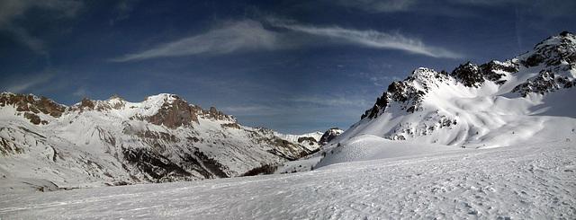 Panorama Lautaret