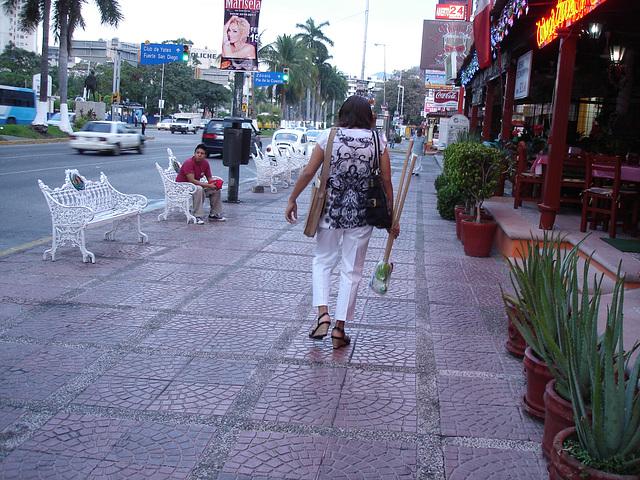 Acapulco, Mexique / 8 février 2011 / Photo originale