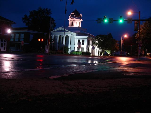 Bryson City, North Carolina. USA / 13 juillet 2010