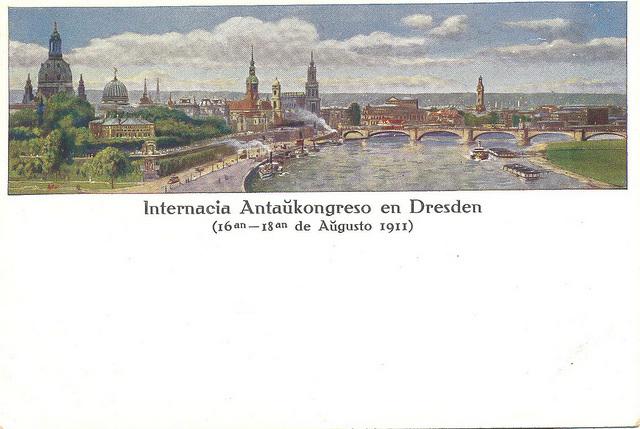 Antaŭkongreso Dresden 1911