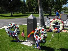 Gay Veterans Memorial - Cathedral City (2248)