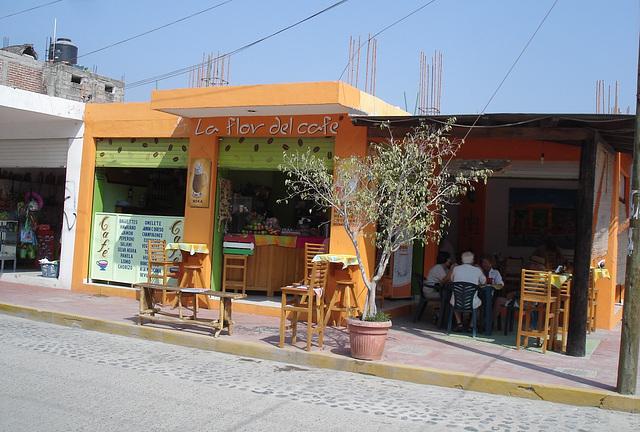 San Patricio Melaque, Jalisco, Mexique / 1er mars 2011.