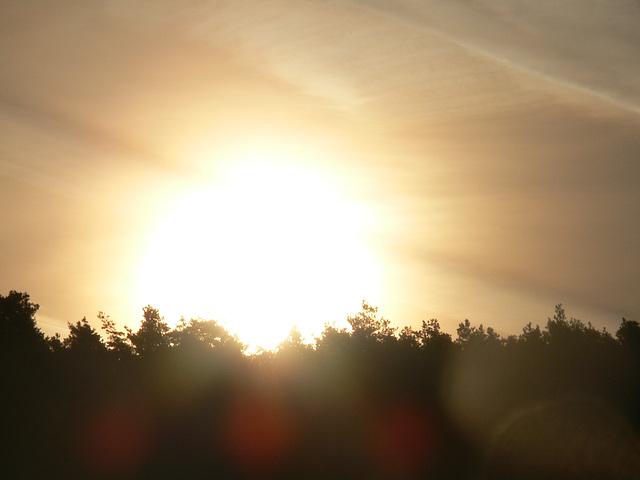 ...und wieder geht die Sonne auf