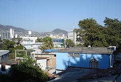 Acapulco, Mexique / 8 février 2011.