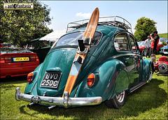 1964 VW Beetle - BVO 250C
