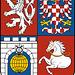 Regiono Pardubice - blazono