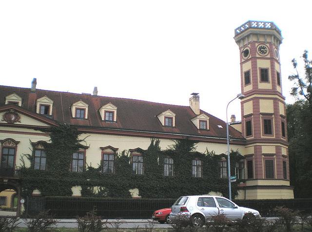 Heřmanův Městec -  kastelo