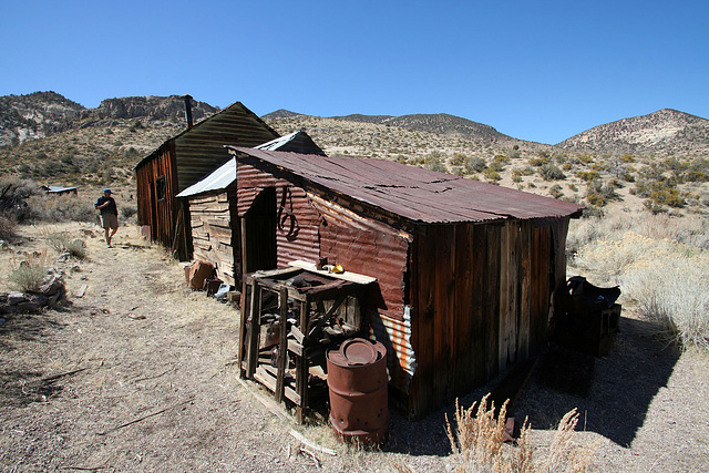 Death Valley National Park - Strozzi Ranch (9570)