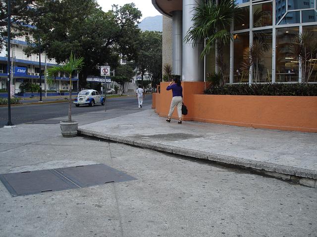 Acapulco, Mexique / 8 février 2011 - Photo originale