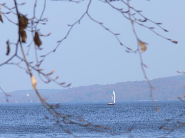 Segeltörn am Starnberger See