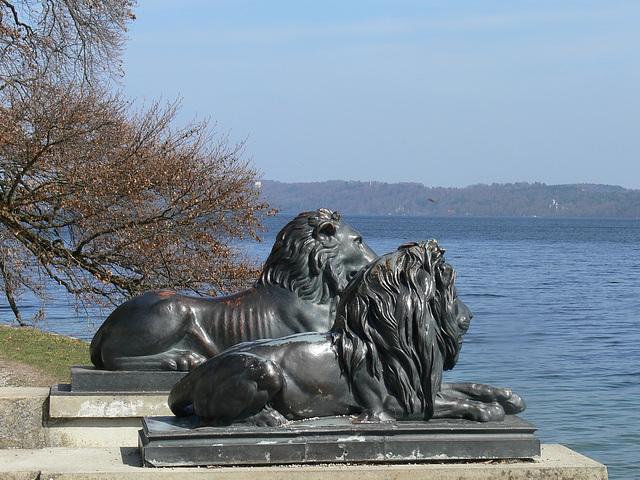 Bayerische Löwen