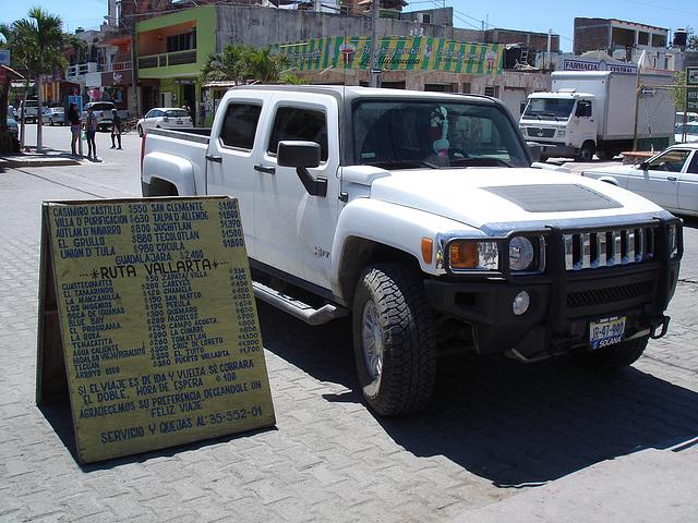 San Patricio Melaque, Jalisco, Mexique / 7 mars 2011