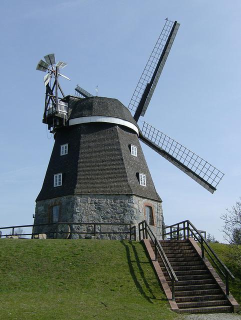 Woldegk Windmühle