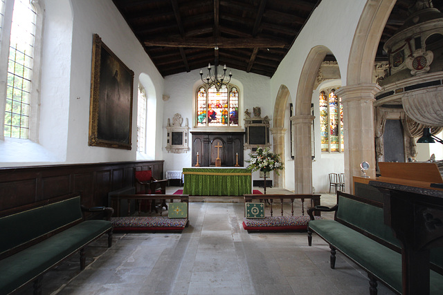 Saint Leonard's Church, Apethorpe, Northamptonshire